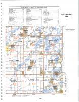 Map Image 044, Crow Wing County 2001